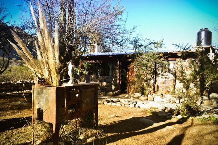 Alojamiento Rural Río Amarillo