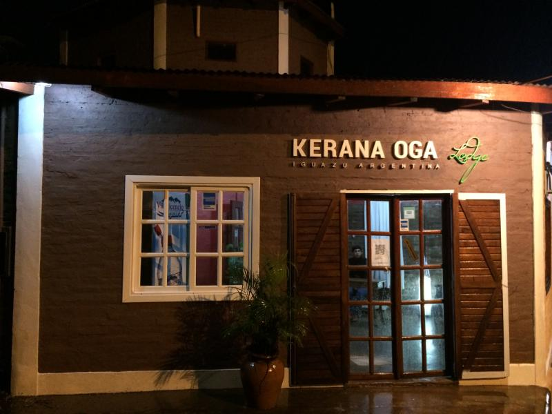 Kerana Oga Lodge