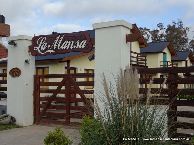 Cabañas La Mansa